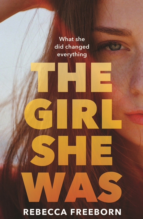 The Girl She Was cover